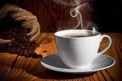 Free Cup Of Coffee Royalty Free Stock Photo - 19969335