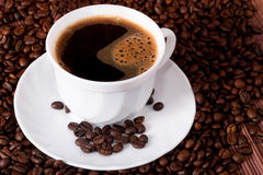 Free Cup Of Coffee Royalty Free Stock Photography - 21174387