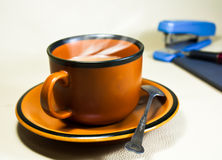 Cup Of Coffee Royalty Free Stock Images