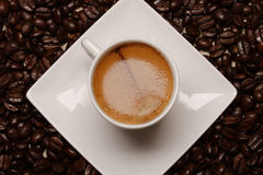 Free Cup Of Coffee Royalty Free Stock Photography - 3109947