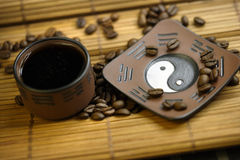 Free Cup Of Coffee Royalty Free Stock Photo - 37279585