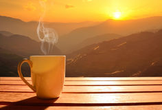 Free Cup Of Coffee Stock Photography - 45151872