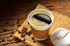 Free Cup Of Coffee Stock Images - 52654184