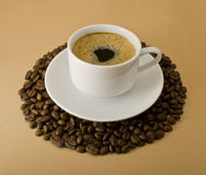 Free Cup Of Coffee Royalty Free Stock Photo - 7218135