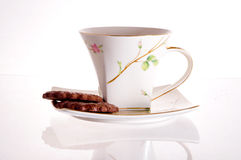 Free Cup Of Coffee Royalty Free Stock Images - 7528879