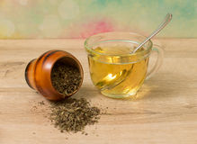 Free Cup Of Green Tea Stock Photos - 54905073