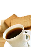 Cup Of Tea And Cookies Royalty Free Stock Photography