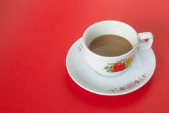 Cup off coffee Royalty Free Stock Photos