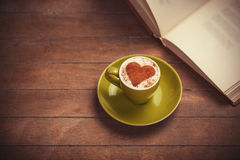 Cup of сoffee Royalty Free Stock Photo