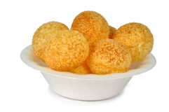 Cup panipuri Royalty Free Stock Photography
