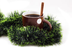 Cup Pf Coffee Stock Photo