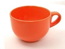 cup pomarańcze Fotografia Royalty Free