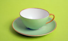 Cup porcelain Royalty Free Stock Photos