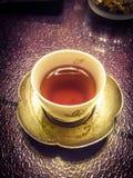 cup röd tea Royaltyfria Foton