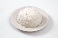 Cup of Rice Royalty Free Stock Photos