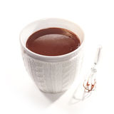 Cup Of Rich Chocolate Royalty Free Stock Photos