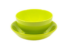 Cup and saucer Royalty Free Stock Photos