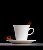 Cup with saucer Stock Photos