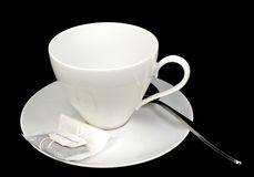 Cup and saucer Royalty Free Stock Image