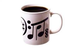 Cup schwarzer Kaffee. Lizenzfreie Stockfotos
