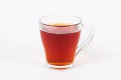 Cup schwarzer Tee Stockfoto
