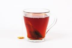 Cup schwarzer Tee Lizenzfreie Stockfotografie