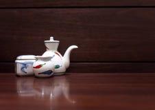 Cup shoyu Lizenzfreie Stockfotografie