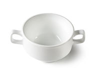 Cup of soup Stock Photo