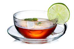 Cup of strong tea Royalty Free Stock Images