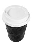 Cup of Takeaway Coffee Stock Photography
