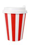 Cup of Takeaway Coffee Royalty Free Stock Photos