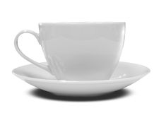 Cup of Tea 1. Cup and saucer of tea Royalty Free Stock Image
