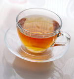 Cup with tea Stock Photography