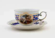 Cup for tea. A cup of tea produced in Germany until 1950 Stock Image