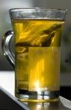 Cup of tea. In the sun Stock Photos