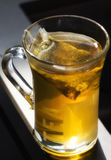 Cup of tea. In the sun Stock Image