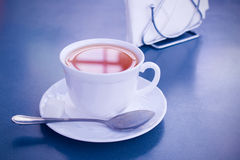A cup of tea Stock Photo