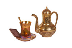 Cup for tea Stock Photos