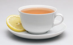 A cup of tea Stock Image