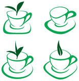 Cup-tea Stock Photo