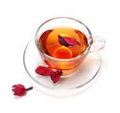 Cup with tea Stock Image