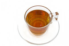 A cup of tea Stock Images