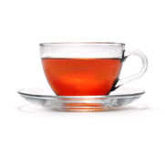 Cup with tea Stock Images