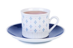 Cup tea. Royalty Free Stock Images