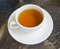 cup tea Royaltyfri Fotografi