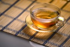 Cup of tea Stock Photography