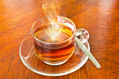 Cup of Tea. Cup of fresh and natural  Tea Stock Images