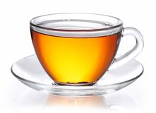 Cup of tea. Royalty Free Stock Photography