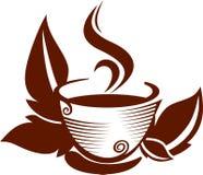 cup tea Arkivfoto