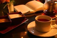 cup tea Στοκ φωτογραφίες με δικαίωμα ελεύθερης χρήσης